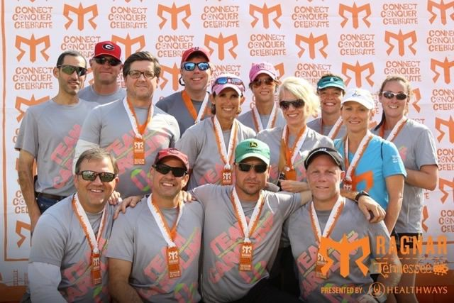 A Family Affair: The Tennessee Ragnar Relay