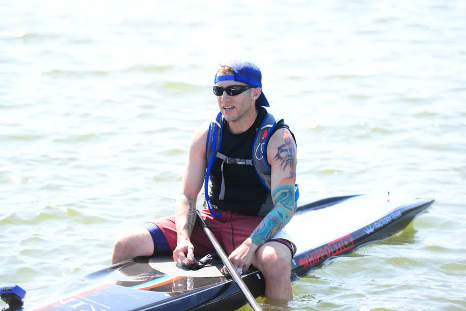 A ChattaJack Competitor and Veteran Waterman: Steve Dullack