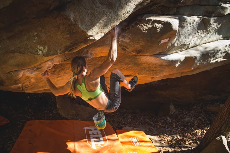 Pro Climber, Humble Coach, and Triple Crown Athlete: Lisa Rands