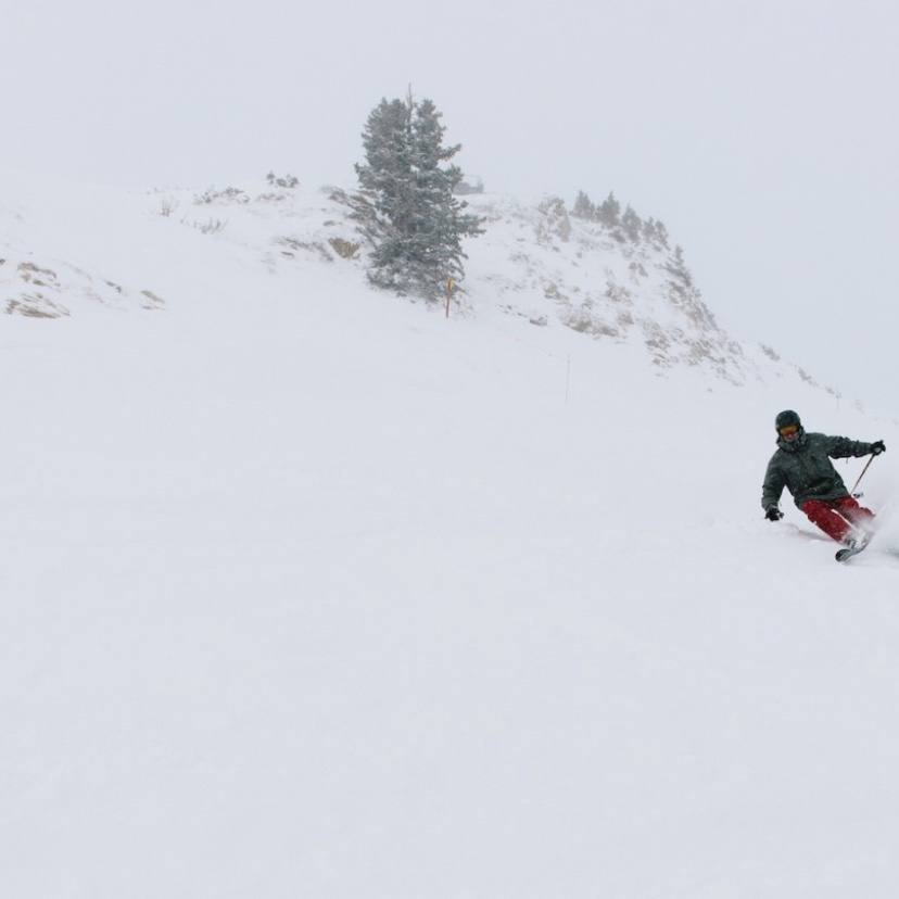 Backcountry Skiing at Snowbird
